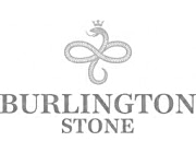 Burlington Stone Logo bw